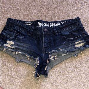 Volcom micro TTT shorts